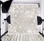только тень снег фон фотографии ткань 0,9 м * 1,5 м для Рождества