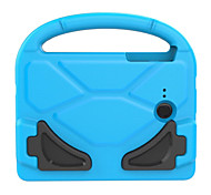 cheap -Case For Samsung Galaxy Tab 3 Lite Child Safe Back Cover Solid Color Hard EVA for Tab 3 Lite