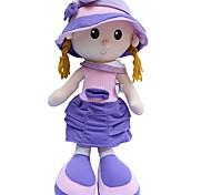 Недорогие -Мягкие игрушки Куклы Кукла для девочек Игрушки Мультяшная тематика Мода Свадьба Милый стиль Для детей Мягкость Большой размер