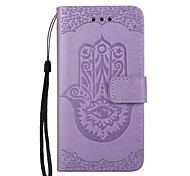 Case For Samsung Galaxy J5(2016) J3(2016) Card Holder Wallet with Stand Flip Pattern Full Body Flower Hard PU Leather for J5 (2016) J5