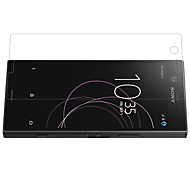 Screen Protector for Sony Xperia XZ1 Compact PET 1 pc Front Screen Protector Mirror Ultra Thin Matte Scratch Proof Anti-Fingerprint