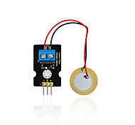 cheap -Keyestudio Analog Piezoelectric Ceramic Vibration Sensor for Arduino