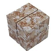 Cubo infinito Juguetes Forma Geométrica Otros Almidonado Alivio del estrés y la ansiedad Juguetes de oficina Resistente al Agua Cabeza