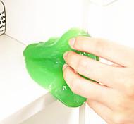 Недорогие -Высокое качество 1шт Гель Тряпка для пыли Прочный Оригинальные Многофункциональные Защита, Кухня Чистящие средства