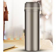 cheap -Sports & Outdoor Office / Career Drinkware, 500 Stainless Steel Water Water Bottle