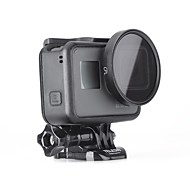 Lens Cap Lens lens Filter Pull out Professional High Definition(HD) Carrying Scratch-resistant Polarized Lens For Action Camera Gopro 6