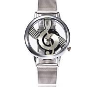 Недорогие -Жен. Повседневные часы Модные часы Нарядные часы Наручные часы Китайский Кварцевый Металлический сплав Группа Роскошь На каждый день