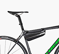 Недорогие -Велосумка/бардачок 0.6LБардачок на раму Легкие Велосумка/бардачок Другие материалы Велосумка Велосипедный спорт Велосипедный спорт