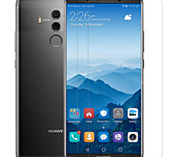 Screen Protector for Huawei Huawei Mate 10 pro PET 1 pc Front & Back Protector High Definition (HD) Mirror Ultra Thin Scratch Proof