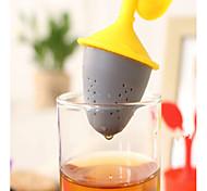 ml filtro de chá de plástico, fabricante