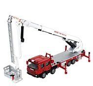 Недорогие -Экипаж Playsets автомобиля Детские игрушки Игрушечные грузовики и строительные машины Обучающая игрушка Пожарная машина Игрушки Форма