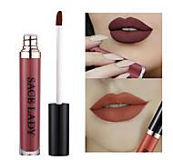 Gloss Rouges à Lèvres Mat Liquide Gloss coloré Humidité Antiusure Naturel Etanche 1