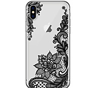 Недорогие -Кейс для Назначение IPhone 7 iPhone 7 Plus iPhone 6s Plus iPhone 6 Plus iPhone 6s iPhone 6 iPhone 5 Apple iPhone X iPhone X iPhone 8