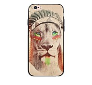 cheap -Case For Apple iPhone X iPhone 8 Plus Pattern Back Cover Leopard Print Soft TPU for iPhone X iPhone 8 Plus iPhone 8 iPhone 7 Plus iPhone