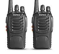 cheap -BAOFENG 2 Pcs BF-888S Walkie Talkie Handheld Low Battery Warning PC Software Programmable Voice Prompt VOX Time Out Timer Busy Channel