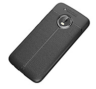 Case For Motorola G5 Plus G5 Shockproof Frosted Back Cover Solid Color Soft TPU for Moto G5 Plus Moto G5 Moto E4 Plus Moto Z2 play Moto C