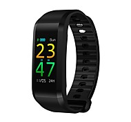cheap -Smart Bracelet Heart Rate Monitor Pedometers Exercise Record Blood Pressure Measurement Call Reminder Pedometer Sleep Tracker Find My
