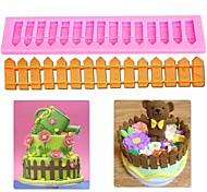 cheap -Cake Molds Rectangular Everyday Use Silica Gel Baking Tool