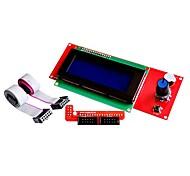 cheap -3D Printer Reprap Smart Controller Reprap Ramps 1.4 2004LCD Control