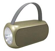 cheap -MOXO T2329A Bluetooth 4.1 3.5mm Bookshelf Speaker Gold Black Silver Dark Blue Red