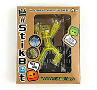 cheap -Robot Toys Stikbot Toys Novelty Creative 1 Pieces Children's Adults' Gift