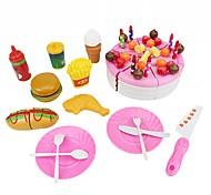 Ролевые игры Строительные инструменты Детская техника Кулинария Игрушки Круглый Friut Еда и напитки Мальчики Девочки Куски