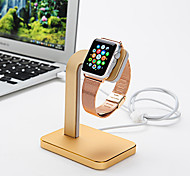 COTEetCI  Watch Stand for Apple Watch Series 1 2 Aluminum Stand 38mm / 42mm Cable not include