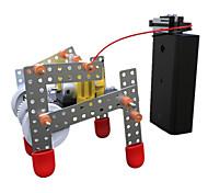 Недорогие -Робот Обучающая игрушка Игрушки Машина Робот Архитектура Прогулки Оригинальные Своими руками Образование Детские Дети Куски