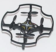 preiswerte -RC Drohne F17W 4 Kanäle 6 Achsen 2.4G Nein Ferngesteuerter Quadrocopter Höhe Holding Vorwärts rückwärts Mini Kopfloser Modus APP-Steuerung