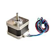 Недорогие -42hb34f08ab 42hb34f08b шаговый двигатель -3d принтер специальный шариковый винт шаговый двигатель