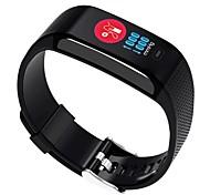 economico -Intelligente Guarda Calorie bruciate Contapassi Misurazione della pressione sanguigna Anti-perso Controllo APP Pulse Tracker Pedometro