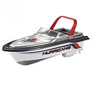 cheap -RC Boat TINYAT HY218Red Plastics 4 Channels KM/H RTR