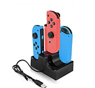 cheap -switch Type-c Batteries and Chargers for Nintendo Switch 0 Stand with Adapter Quick-Charging Wired >480