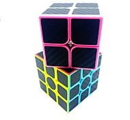 Недорогие -Кубик рубик Магическая доска 2*2*2 3*3*3 Спидкуб Кубики-головоломки головоломка Куб Матовое стекло Спортивные товары Квадратный Подарок