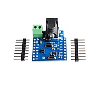 economico -dc power shield v1.1.0 per wemos d1 mini
