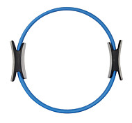 """cheap -Yoga Ring Toning Magic Pilate 14"""" Gym Ring Circle For Yoga Fitness Workout Sporting Goods"""