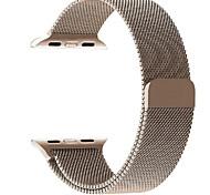 Недорогие -Ремешок для часов для Apple Watch Series 3 / 2 / 1 Apple Классическая застежка Металл Повязка на запястье