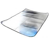 Недорогие -Пикник Одеяло С теплоизоляцией Влагонепроницаемый Алюминий Фольга Пляж Походы Путешествия Весна Лето Осень