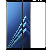 baratos -Protetor de Tela Samsung Galaxy para Vidro Temperado 1 Pça. Protetor de Tela Integral Borda Arredondada 3D Anti Reflexo Anti Impressão