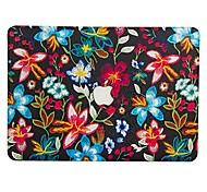 """Недорогие -MacBook Кейс для Цветы Поликарбонат материал Новый MacBook Pro 13"""" MacBook Air, 13 дюймов MacBook Air, 11 дюймов Macbook MacBook Pro, 13"""