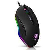 cheap -S500 Wired Gaming Mouse DPI Adjustable Backlit Programmable 1200/1600/2400/3200/4800