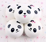 abordables -LT.Squishies Juguetes para apretar / Antiestrés Oso / Oso Panda / Familia Armin Arlert Alivia ADD, ADHD, Ansiedad, Autismo / Juguetes de