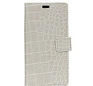 Недорогие -Кейс для Назначение Nokia Nokia 8 Nokia 6 Кошелек Бумажник для карт Флип Чехол Сплошной цвет Твердый Искусственная кожа для Nokia 8 Nokia