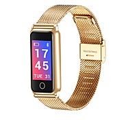 cheap -Touch Switch / Smartwatch YY-Y8 for Android 4.4 / iOS Calories Burned / Pedometers / Blood Pressure Measurement Pulse Tracker / Pedometer