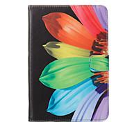 economico -Custodia Per Samsung Galaxy Tab A 8.0 A portafoglio Con supporto Con chiusura magnetica Fantasia/disegno Auto sospendione/riattivazione