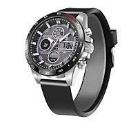 preiswerte -Multifunktionsuhr Sportuhr Wecker Uhrzeitanzeige Multi-Funktion LED Nachtsicht Generisches Wecker Kalender Duale Zeitzonen Other Andere