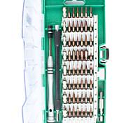 Недорогие -Сотовый телефон Набор инструментов для ремонта Всё в одном Удлинитель отвертки Отвертка Выталкивающая шпилька для сим-карт Инструменты