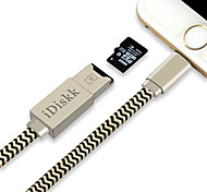 cheap -Lightning USB Cable Adapter Quick Charge Cable For iPhone 24 cm PVC