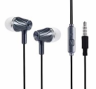 cheap -Earphones (Earbuds, In-Ear) Wired Headphones Piezoelectricity Plastic Plastic Shell Mobile Phone Earphone Headset
