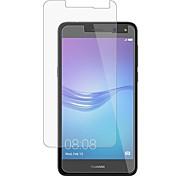 Недорогие -Защитная плёнка для экрана Huawei для Huawei Y6 (2017)(Nova Young) Закаленное стекло 1 ед. Защитная пленка для экрана 2.5D закругленные